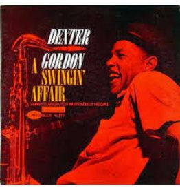 (LP) Dexter Gordon – A Swingin' Affair (1962)