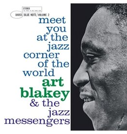 (LP) Art Blakey & The Jazz Messengers Meet You at the Jazz Corner of the World, Vol. 2 (1960)