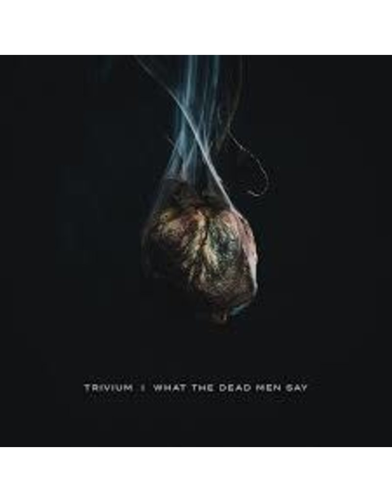 (CD) Trivium - What The Dead Man Say