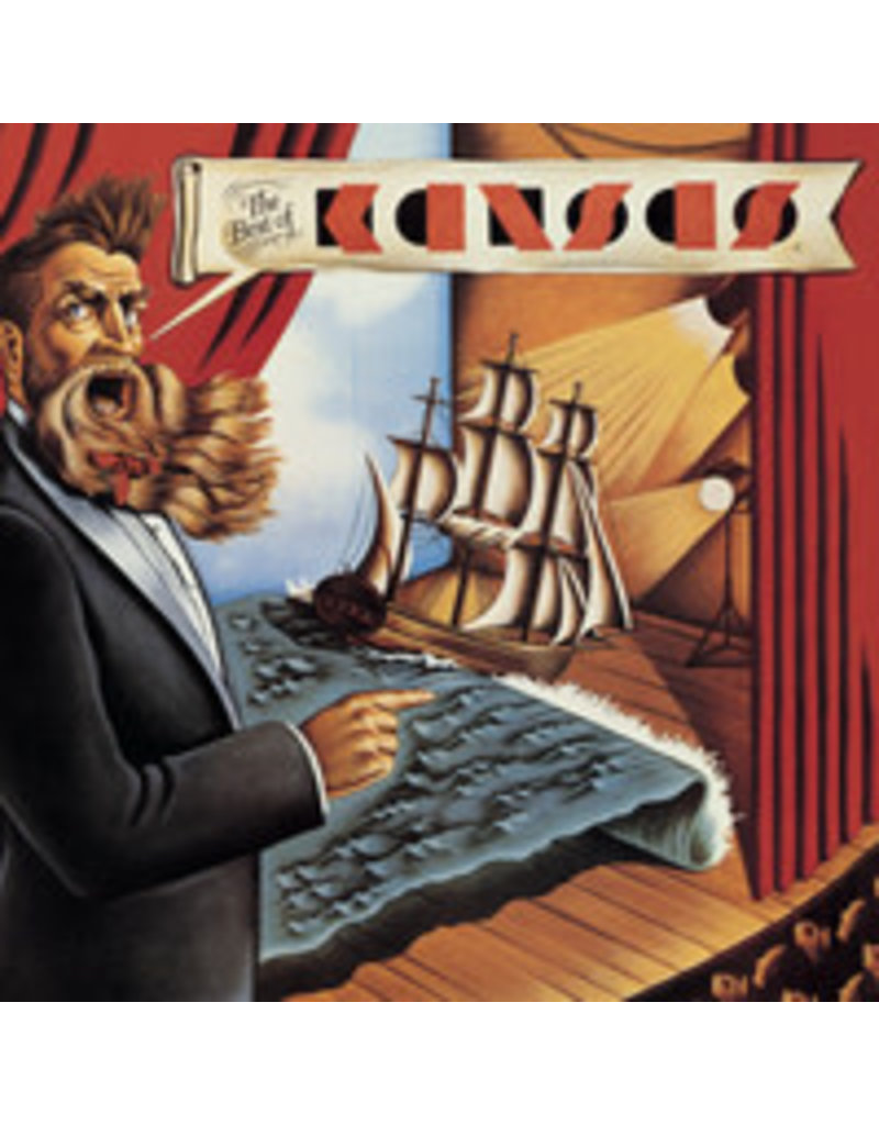 (CD) Kansas - Best of...