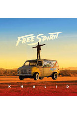 (CD) Khalid - Free Spirit