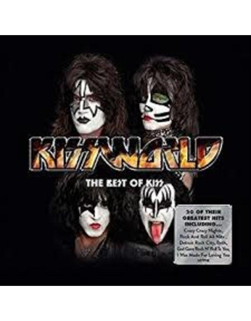 (CD) Kiss - KISSWORLD : The Best of Kiss