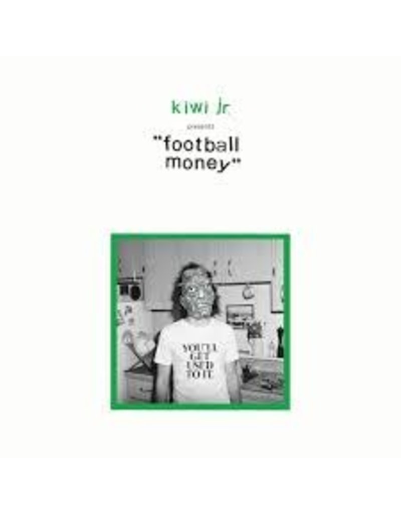 (CD) Kiwi Jr - Football Money