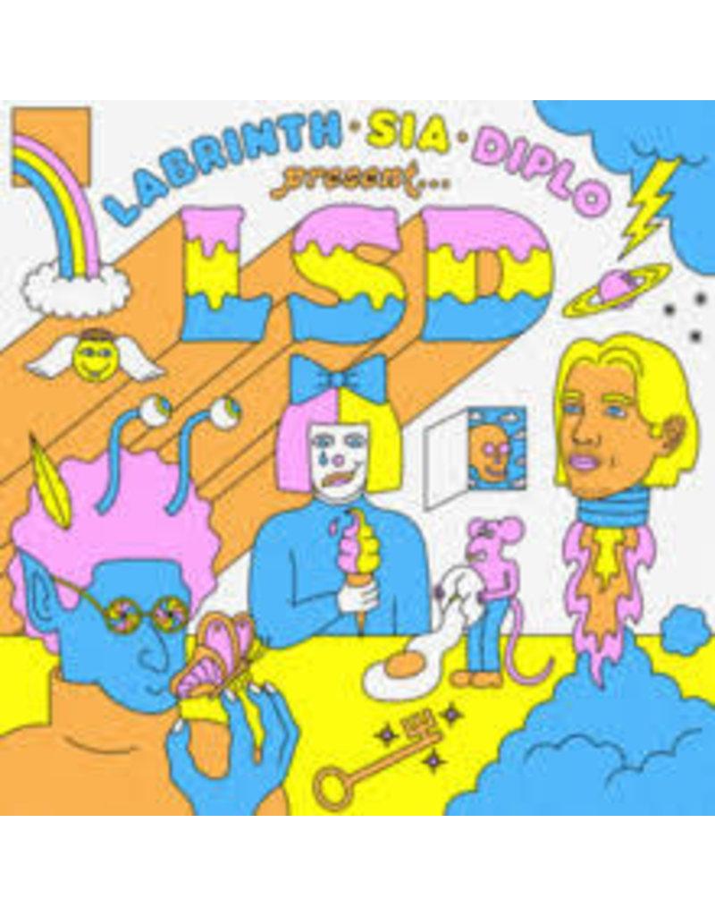 (CD) Labrinth, Sia & Diplo Present LSD – LSD