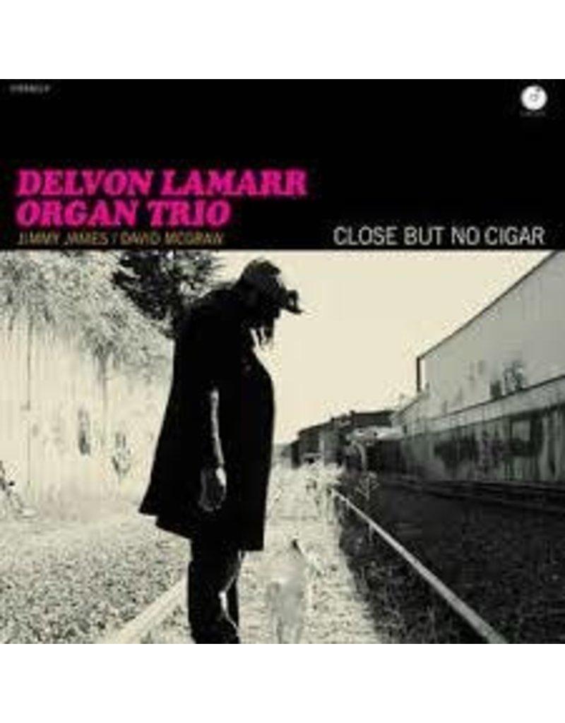 (CD) Delvon Lamarr Organ Trio - Close But No Cigar