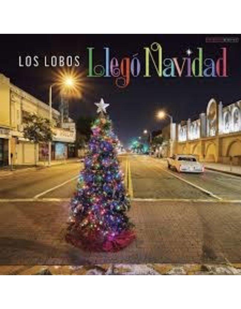 (CD) Los Lobos - Llego Navidad