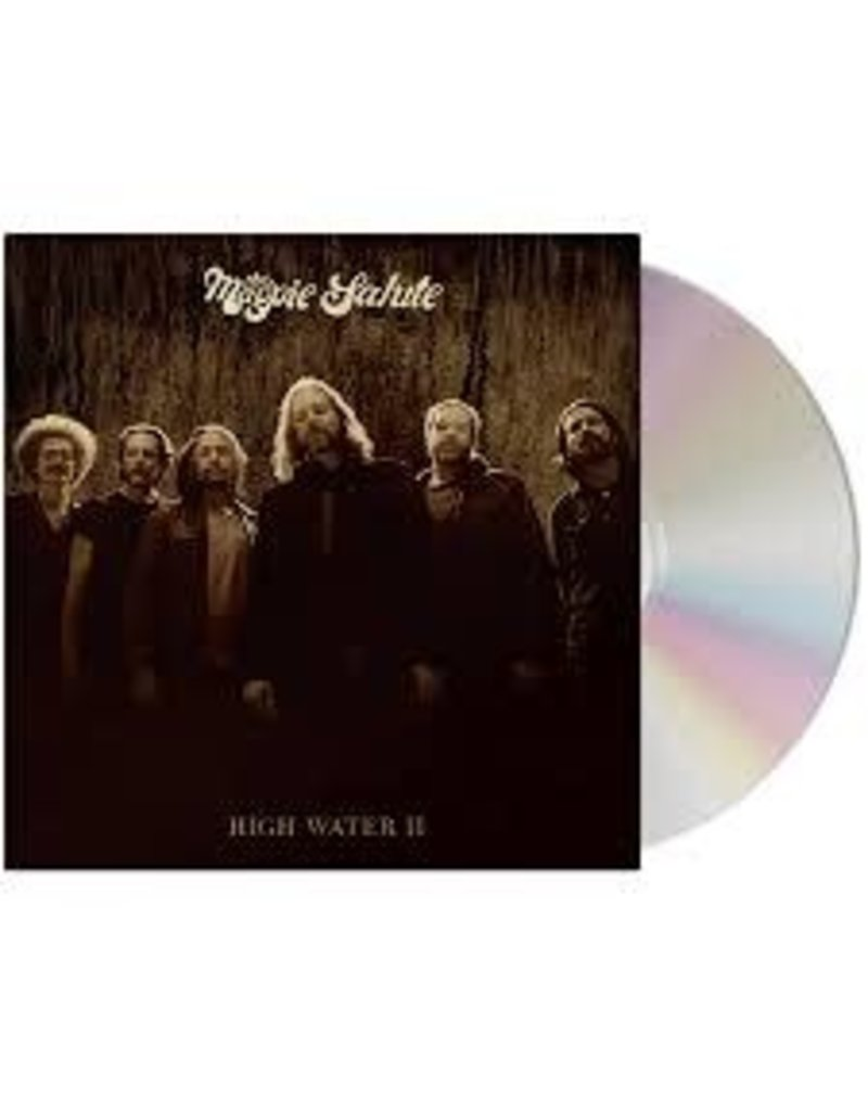 (CD) Magpie Salute - High Water II