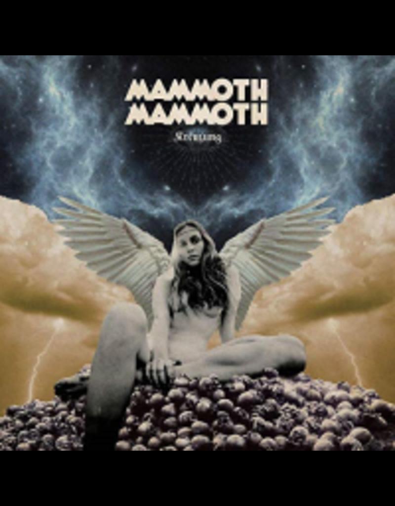 (CD) Mammoth Mammoth - Kreuzung (2019)