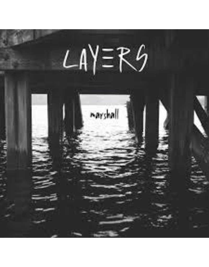 (CD) MARSHALL - Layers DELETE