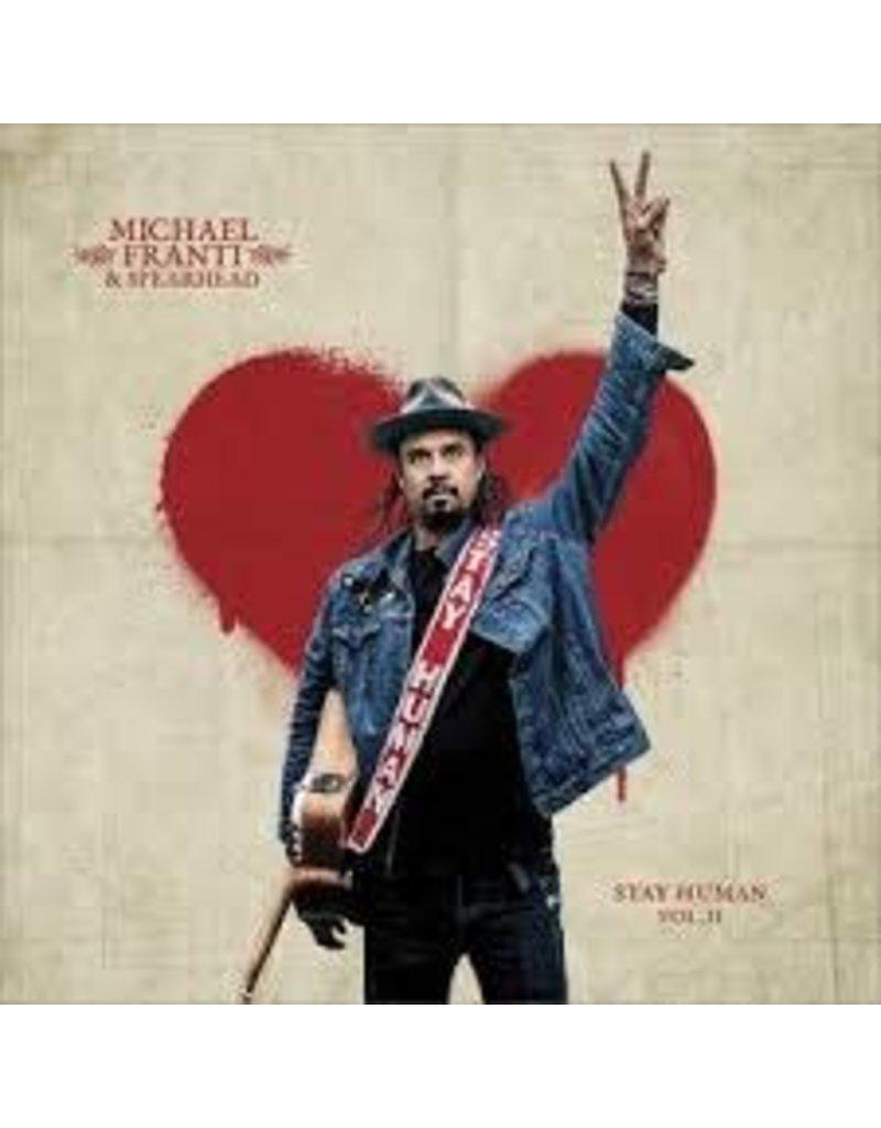 (CD) Michael Franti & Spearhead - Stay Human Vol II