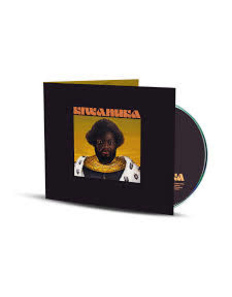 (CD) Michael Kiwanuka - Kiwanuka (Hardbook)