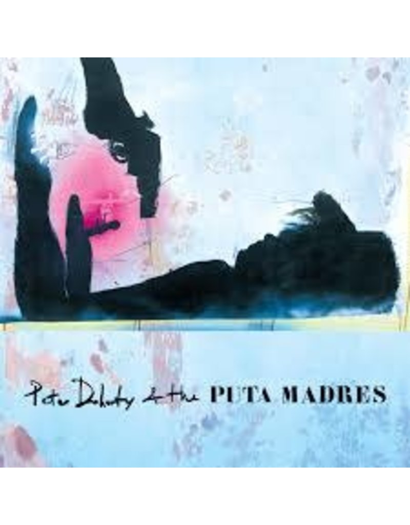 (CD) Peter Doherty (Strokes) & the Puta Madres - Self Titled