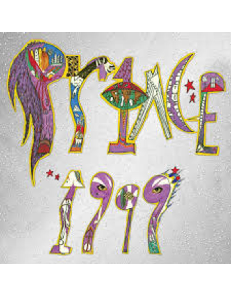 (CD) Prince - 1999 Deluxe (2019 Reissue)