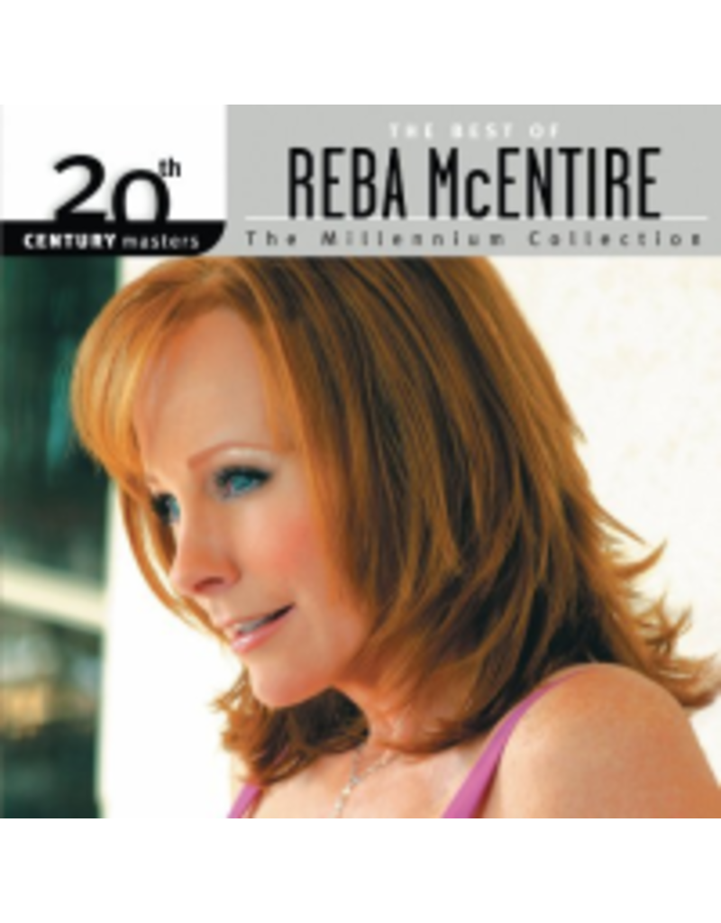 (CD) Reba Mcentire - Best Of (20th Century Masters)