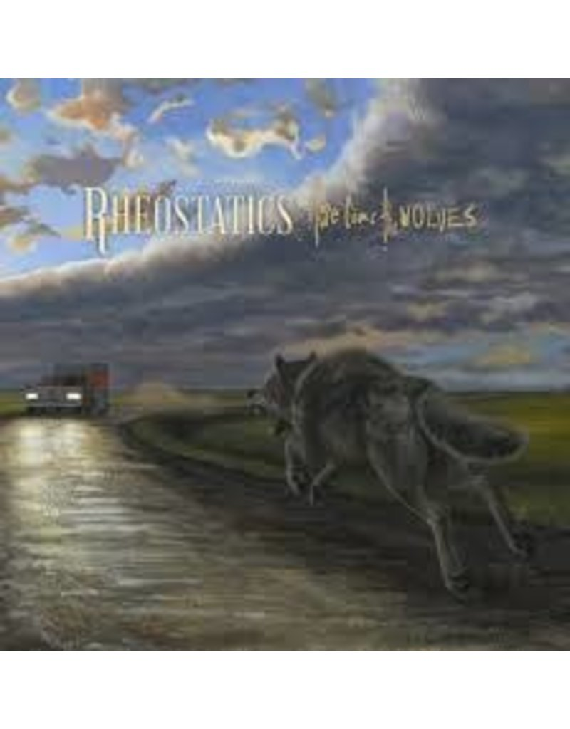 (CD) Rheostatics - Here Come the Wolves