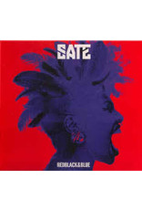 (CD) Sate - Redblack and Blue