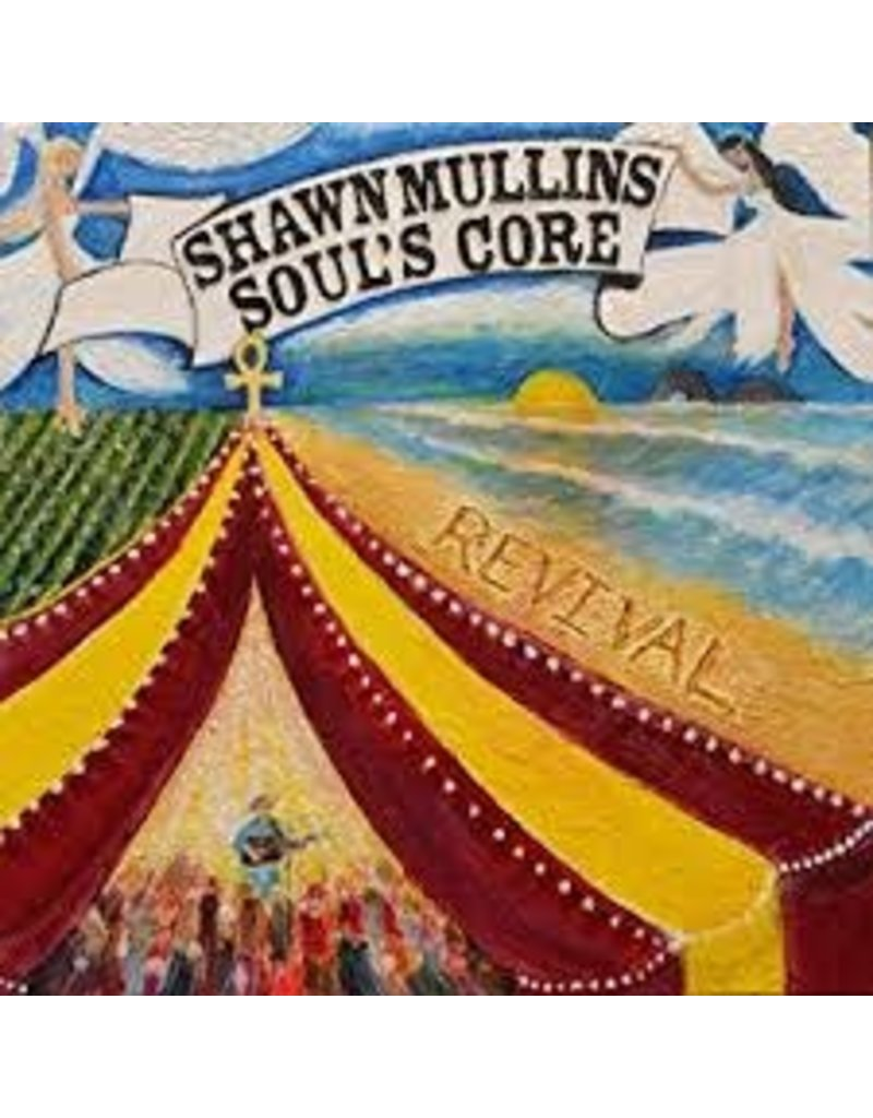 (CD) Shawn Mullins - Soul's Core Revival (2019)