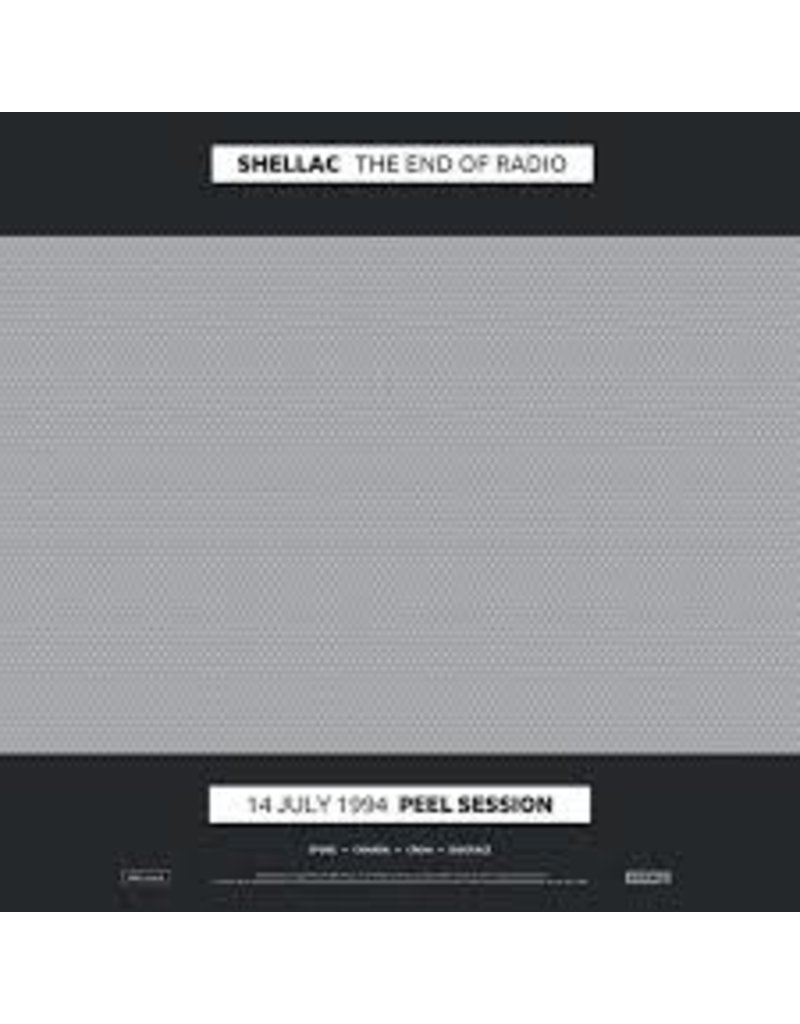 (CD) Shellac - The End Of Radio (2CD)