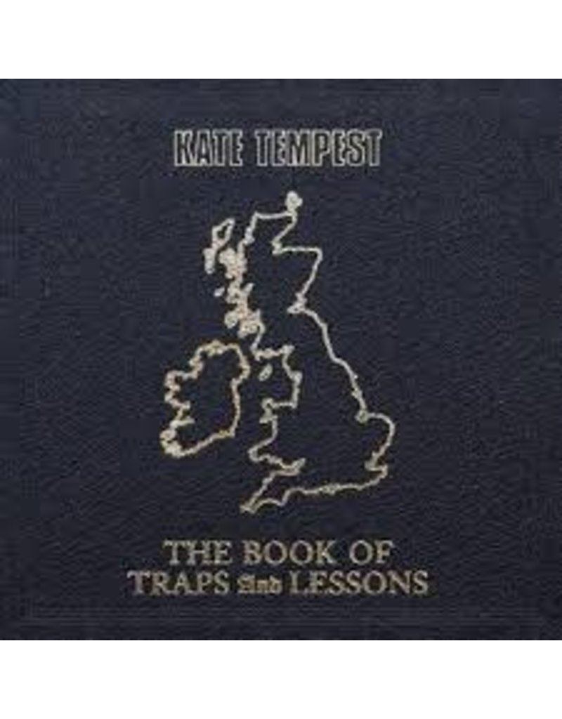 (CD) Tempest, Kate - The Book of Traps and Lessons