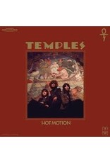 (CD) Temples - Hot Motion