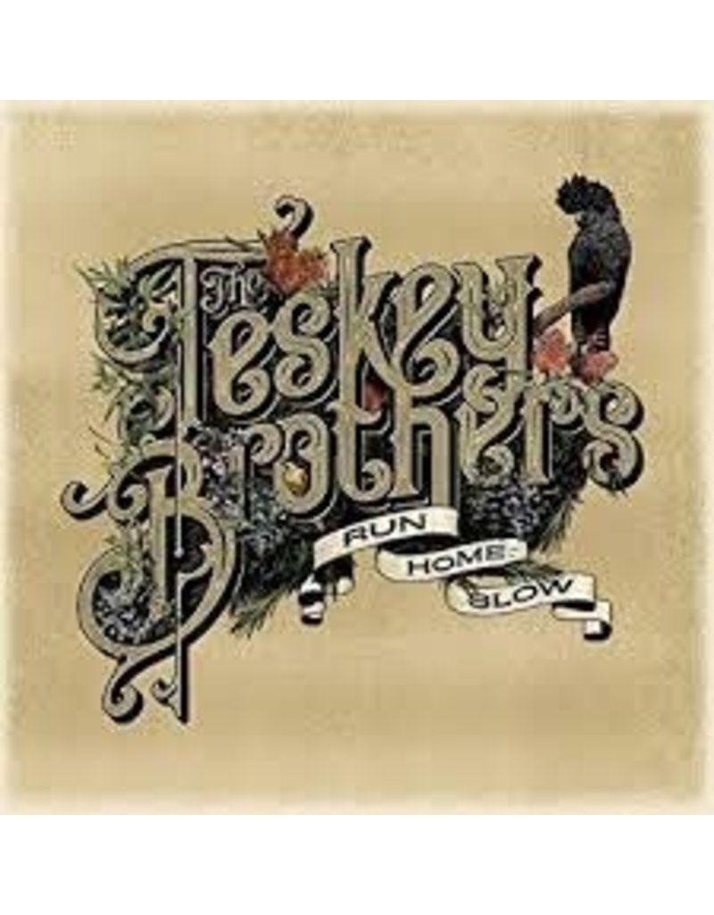 (CD) Teskey Brothers - Run Home Slow