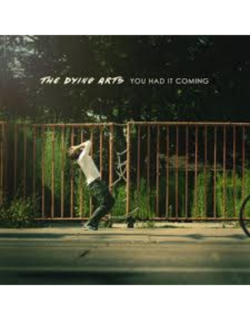 (CD) The Dying Arts - You Had It Coming