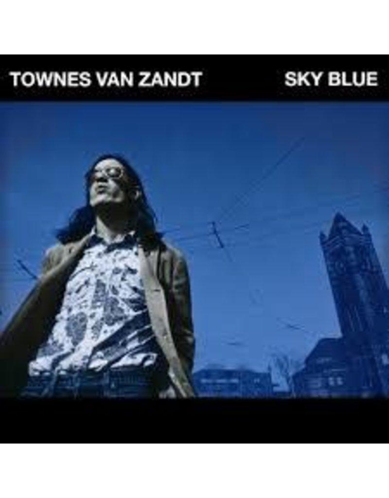 (CD) Townes Van Zandt - Sky Blue
