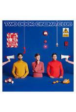 (CD) Two Door Cinema Club - False Alarm