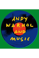 (CD) Various - Andy Warhol and Music