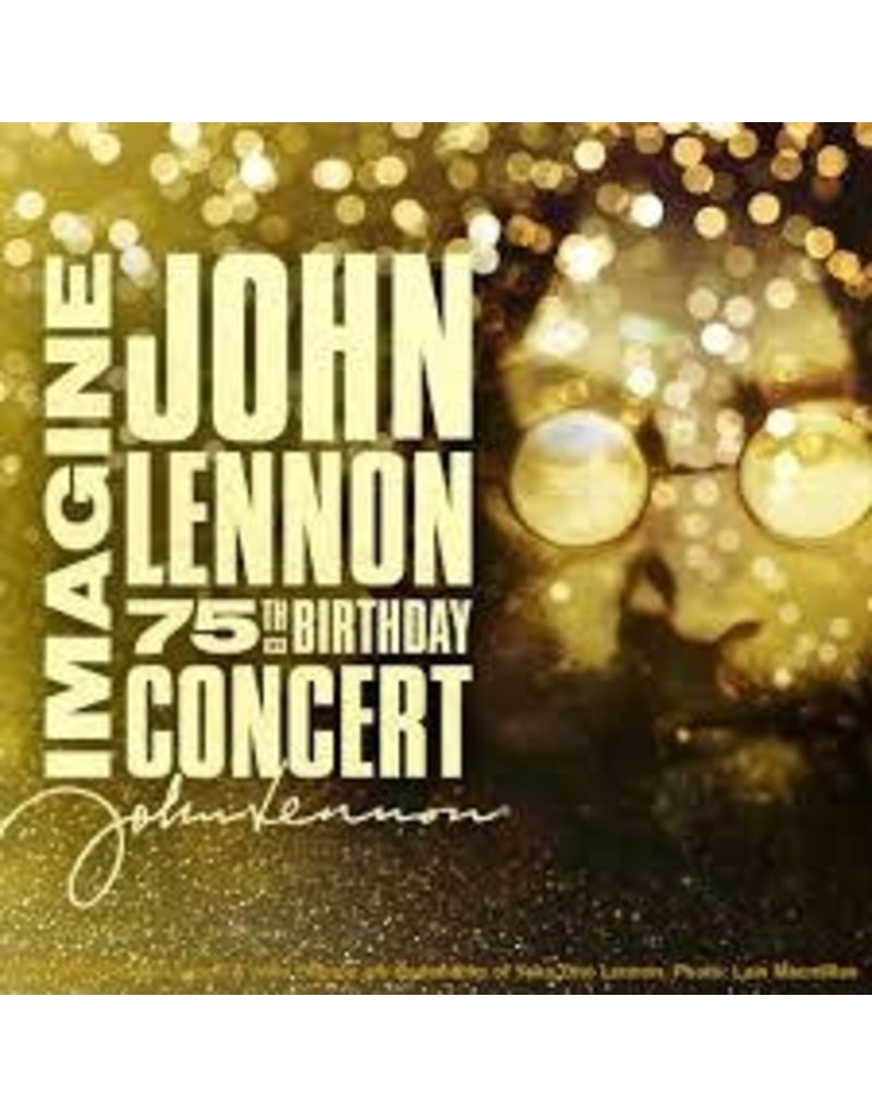 (CD) Various - Imagine : John Lennon 75th Birthday Concert (2CD/DVD)
