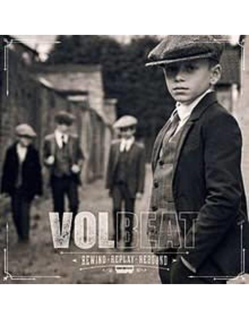 (CD) Volbeat - Rewind, Replay, Rebound