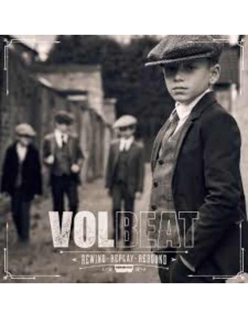 (CD) Volbeat - Rewind, Replay, Rebound (Limited 2CD)