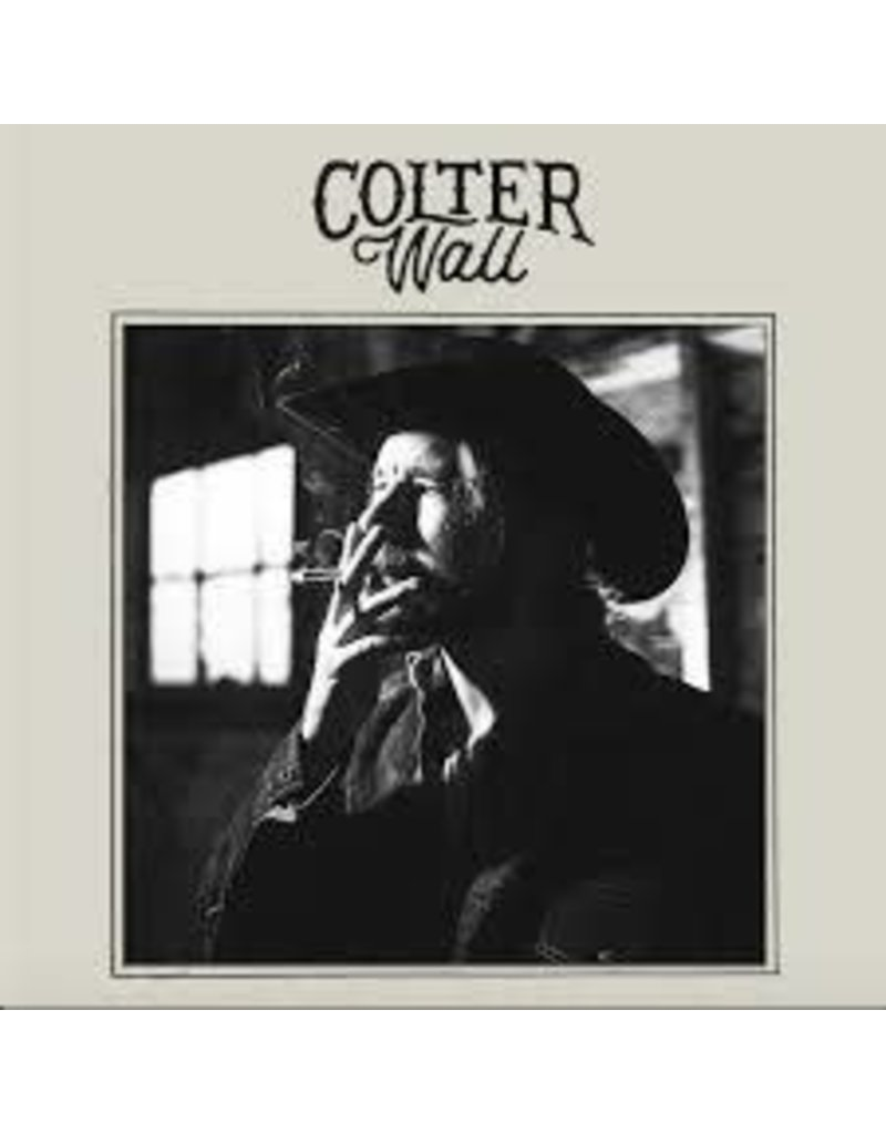 (CD) Colter Wall - Self Titled