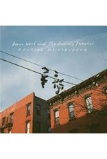 (CD) West, Aaron And The Roaring Twenties - Routine Maintenance (Frontman of The Wonder Years)
