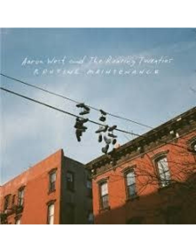 (CD) West, Aaron And The Roaring Twenties - Routine Maintenance (Frontman of The Wonder Years)