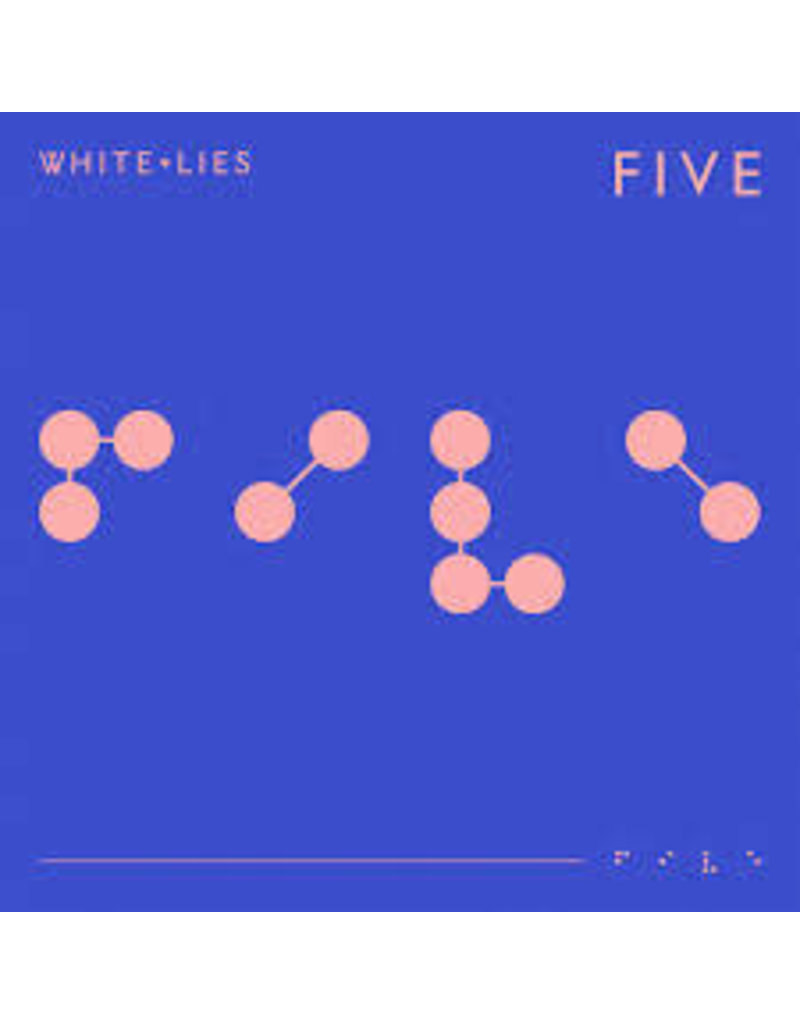 (CD) White Lies - Five
