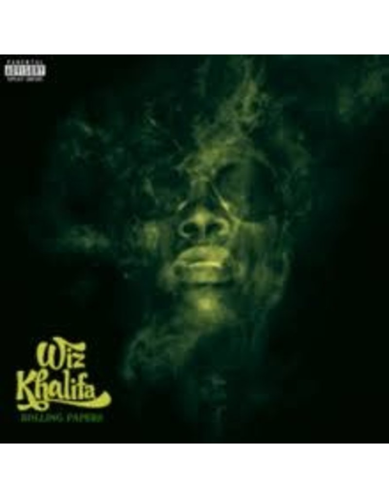 (CD) Wiz Khalifa - Rolling Papers