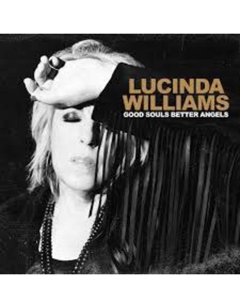 (CD) Lucinda Williams - Good Souls Better Angels