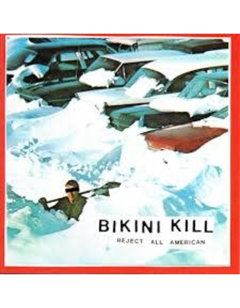 (CD) Bikini Kill - Reject All American (2019)