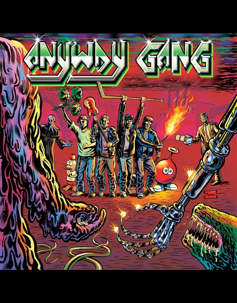 (LP) Anyway Gang - Self Titled (Sloan, Sam Roberts, Hollerado, Dave Monks)