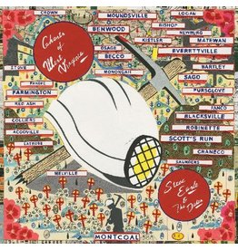 (LP) Steve Earle And The Dukes - Ghosts of West Virginia (Indie/Blue & Gold)