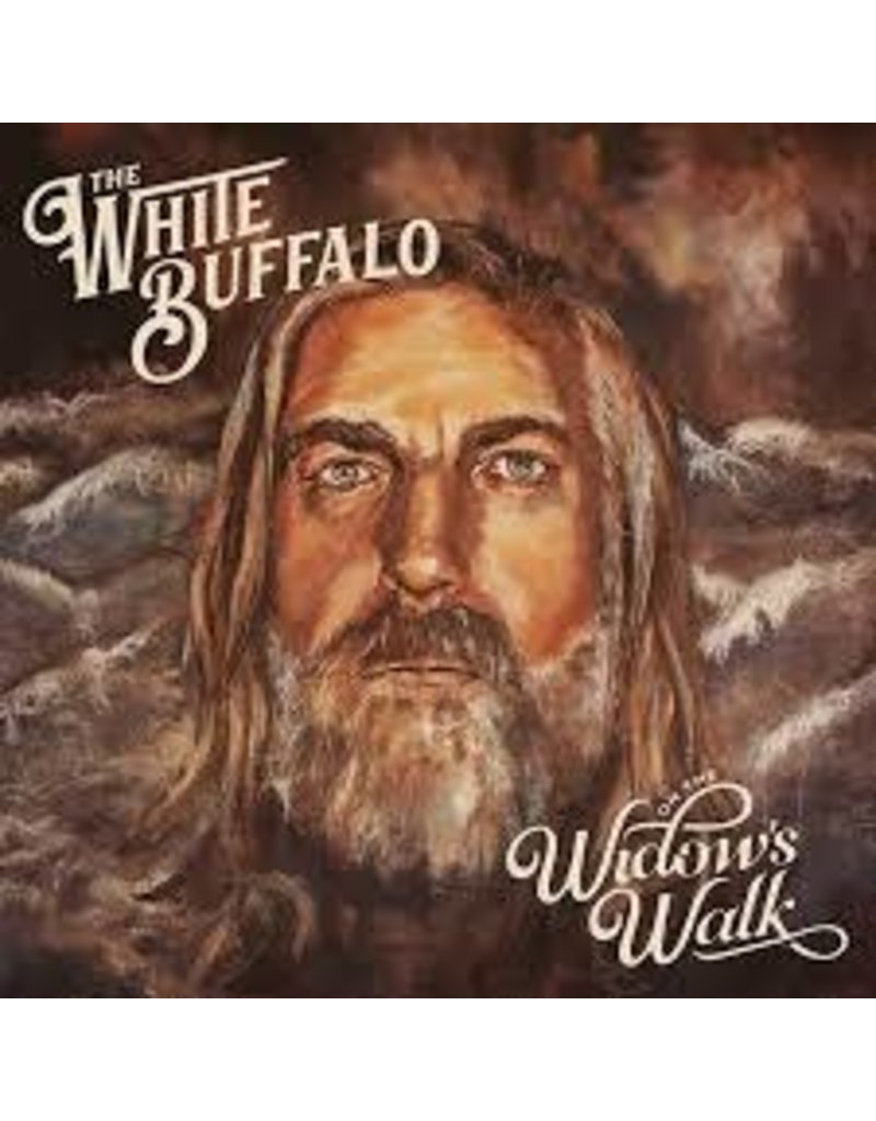 (CD) White Buffalo - On the Widow's Walk