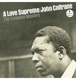 Impulse (LP) John Coltrane -  A Love Supreme, The Complete Masters (3LP)