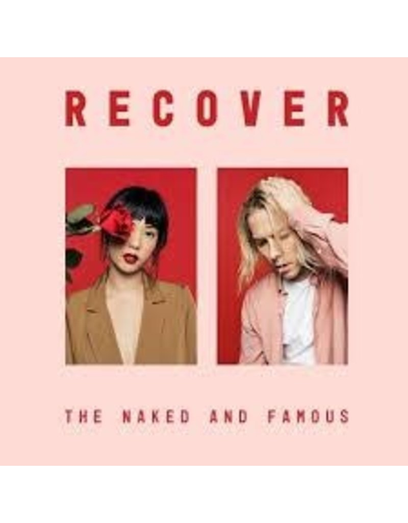 (CD) Naked and Famous - Recover