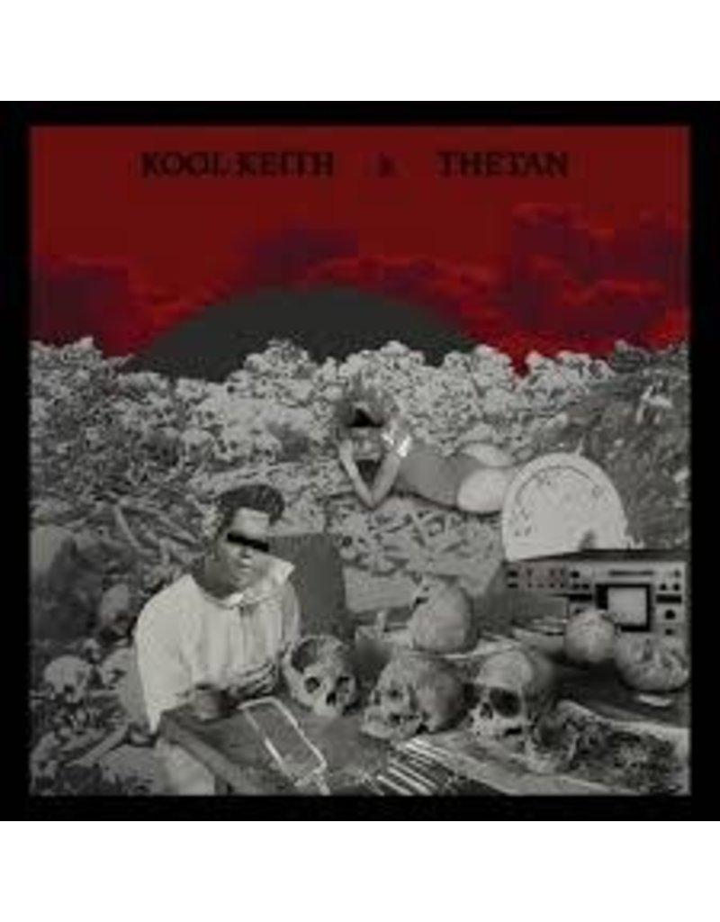(CD) Kool Keith x Thetan - Space Goretex (Download/Inserts/Hidden-Etching)