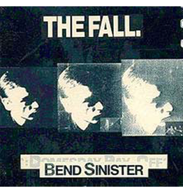 Beggars Archive (LP) The Fall - Bend Sinister - The Domesdaypay-off Triad-Plus (2019 re-issue 2LP)