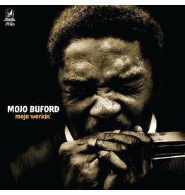 (LP) Mojo Buford - Mojo Workin'