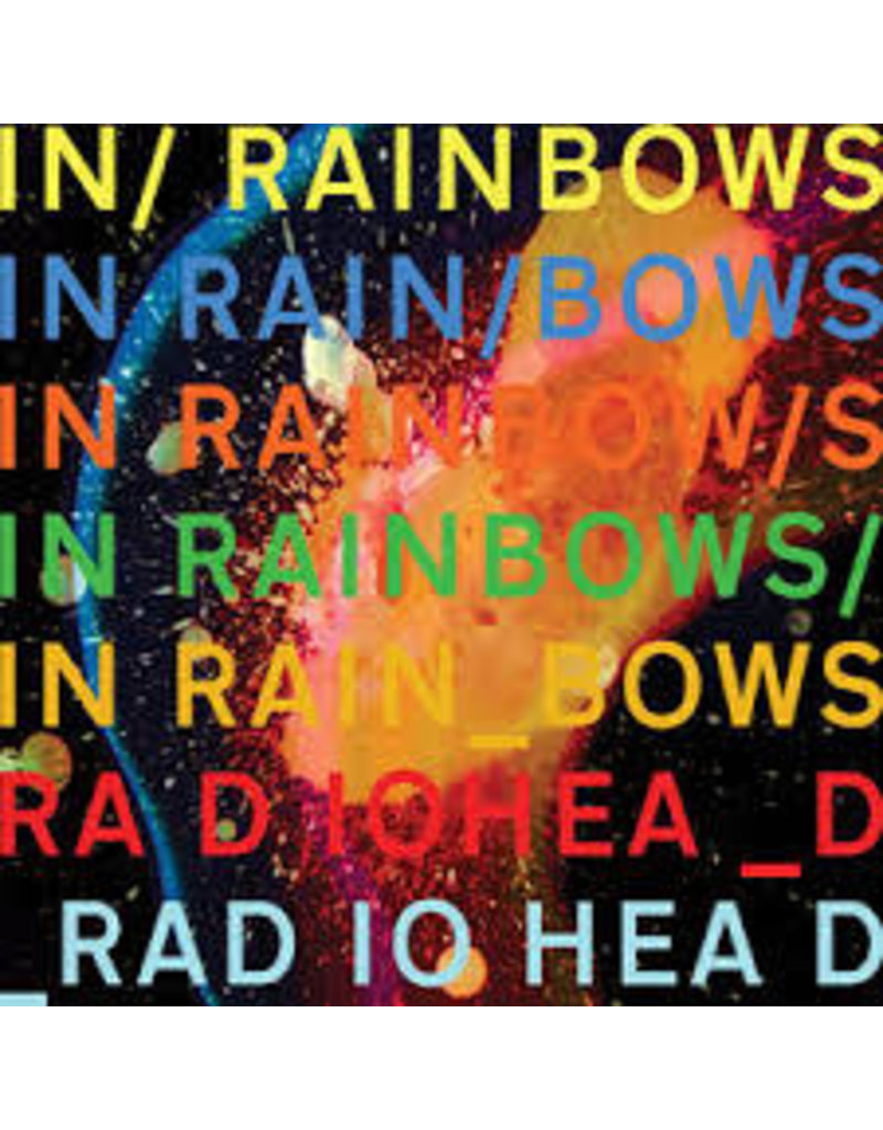 XL Recordings (CD) Radiohead - In Rainbows