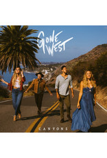 (CD) Gone West - Canyons (Colbie Caillat)