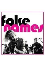 (CD) Fake Names - Self Titled